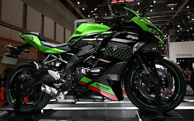 Kawasaki va lancer sa nouvelle ZX-25R en Indonésie