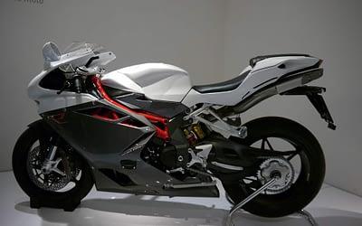 Pas de nouvelle F4 avant quelques années avec MV Agusta