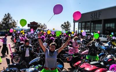 L' « International Female Ride Day » est célébrée ce samedi 22 août