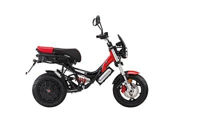 La gamme de mini-motos électriques de Garelli est renouvelée
