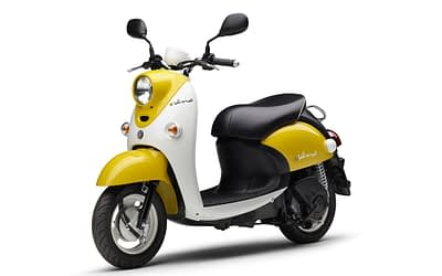 Yamaha lance un nouveau scooter électrique : le e-Vino