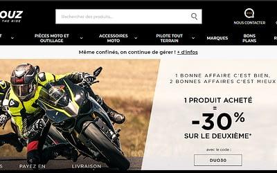 Notre sélection des 5 gants moto en promotion et à prix cassés sur Motoblouz