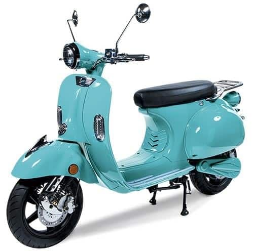 scooter pink style