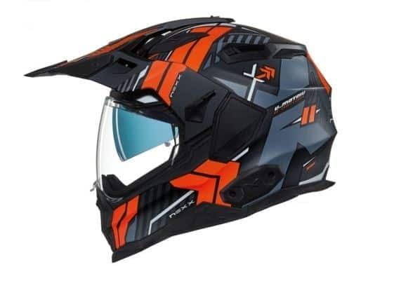 casque moto cross nexx