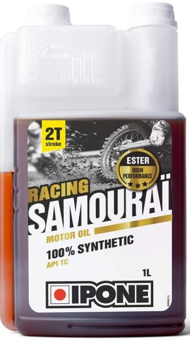 Ipone Samourai racing huile moteur mot