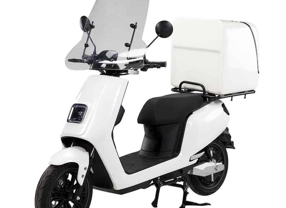 un scooter électrique lve s5-d