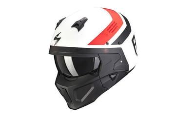 Le casque Scorpion Covert-X passe en version « haut de gamme »