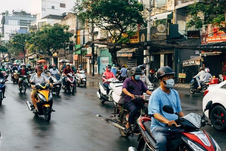 des scooters en circulation