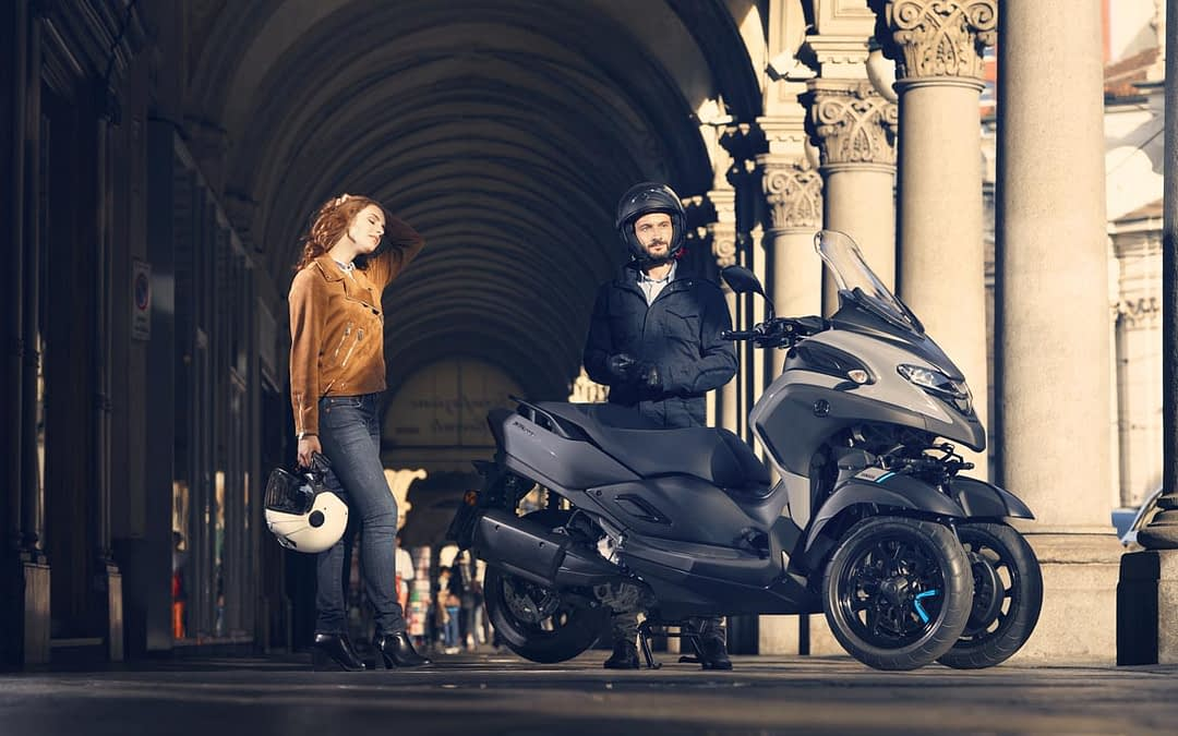 Quel permis pour conduire une moto à 3 roues ?