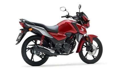 La CB125F 2021 de Honda se surpassera avec Euro5