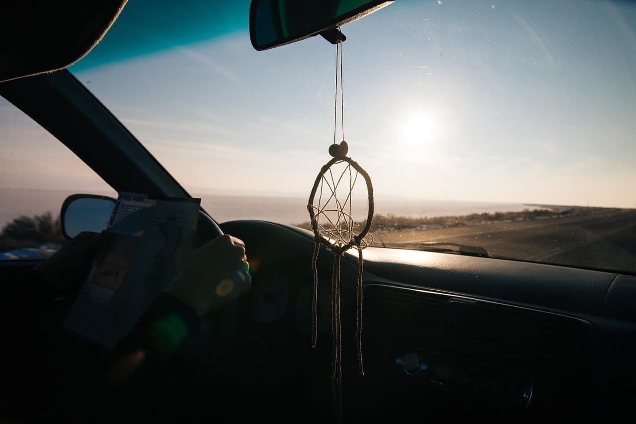 voiture conduite