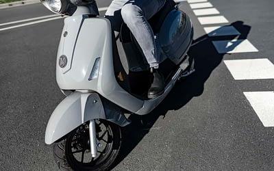 Comment fonctionne un scooter électrique ?
