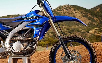 Yamaha va lancer une nouvelle YZ 250 F pour 2021