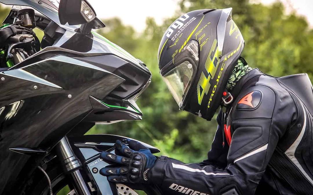 Comment récupérer des points avec un permis moto ?