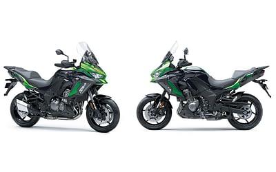 Kawasaki améliore sa Versys 1000 SE et lance une nouvelle Versys 1000 S