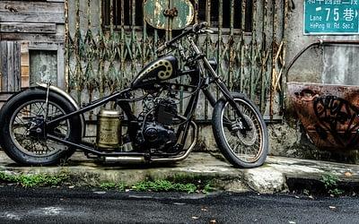 Qu'est-ce qu'une moto de collection ?