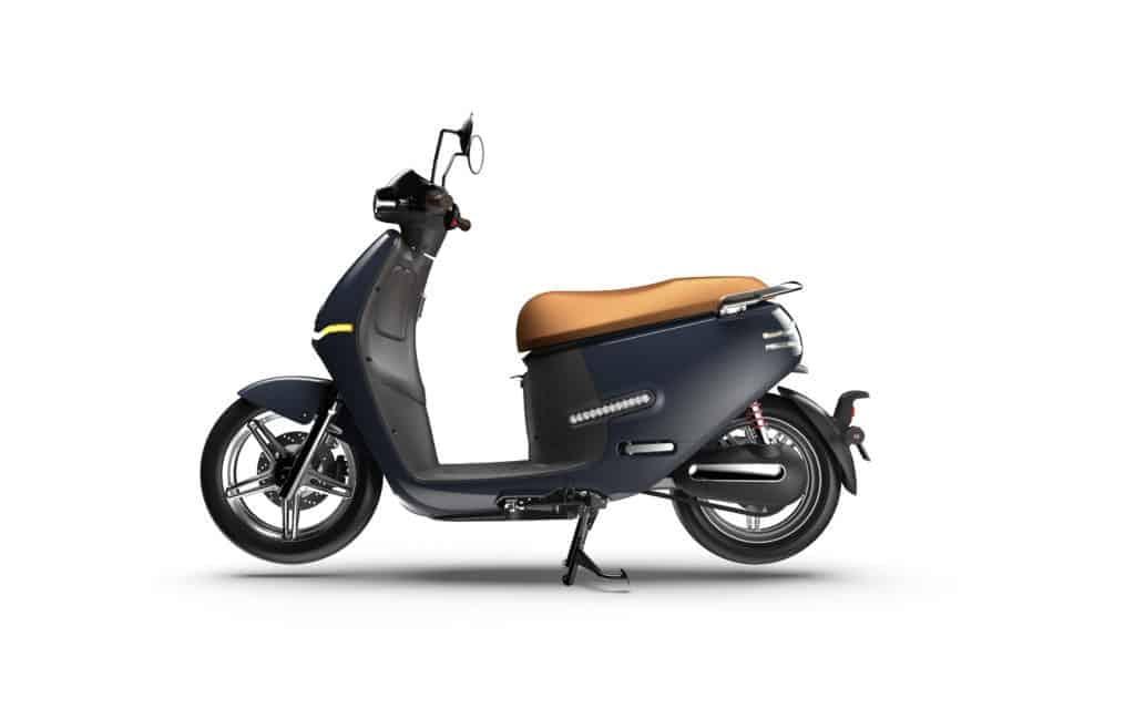 un scooter électrique horwin ek3 deluxe