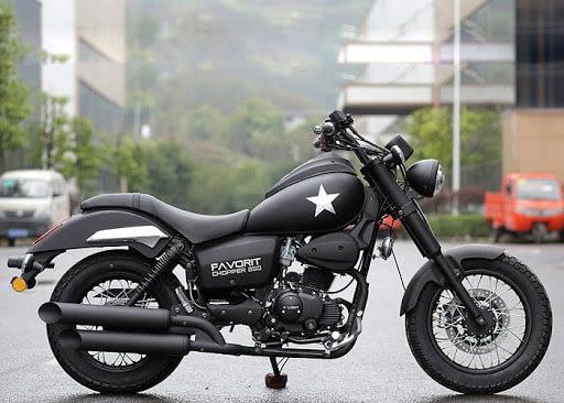 Quel permis pour une moto 250cc ?