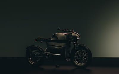 Tarform dévoile une nouvelle moto électrique durable et évolutive : la Luna