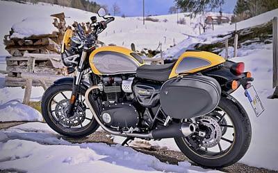 Comment entretenir sa moto pendant la période hivernale ?