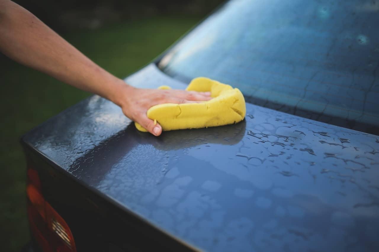 lavage voiture