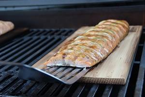 poisson cuisine a la plancha